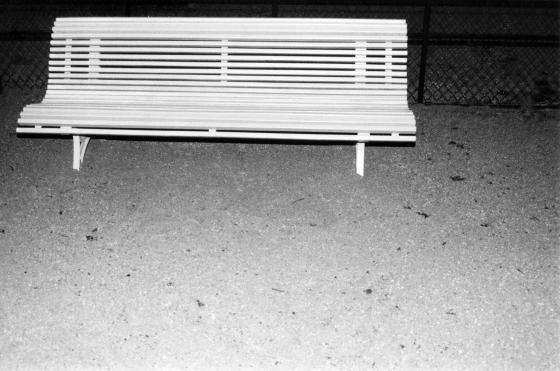Paris Bench Palias Royal, Jack Dziamba