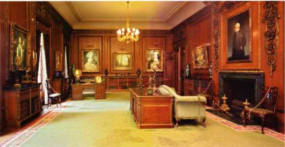 Frick Museum Library