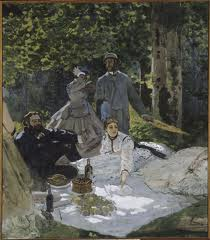 Monet Luncheon on the Grass
