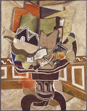 Braque The Round Table 0217w