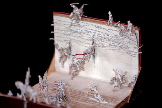 art-from-books