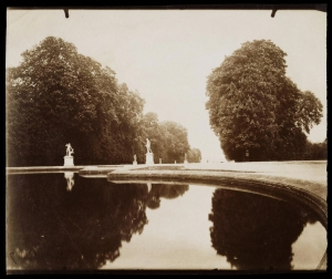 Atget-  St. Cloud