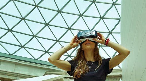 VR at the British Mideum
