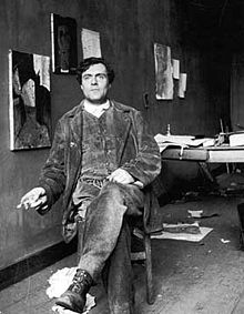 Born Amedeo Clemente Modigliani 12 July 1884 Livorno, Tuscany, Italy Died 24 January 1920 (aged 35) Paris, France
