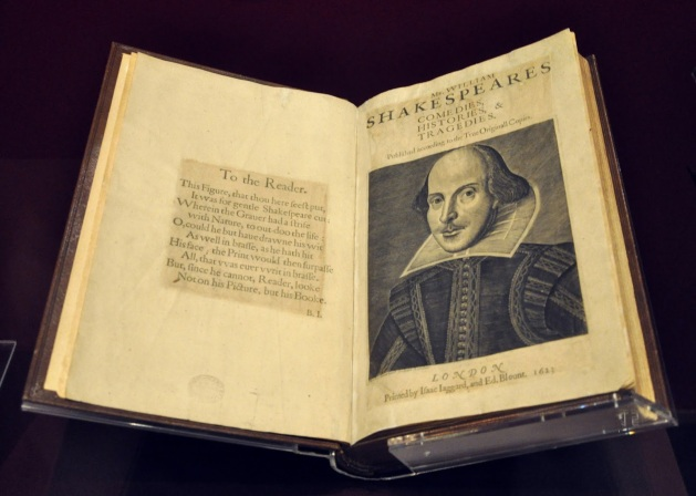 Shake Pic First_Folio_
