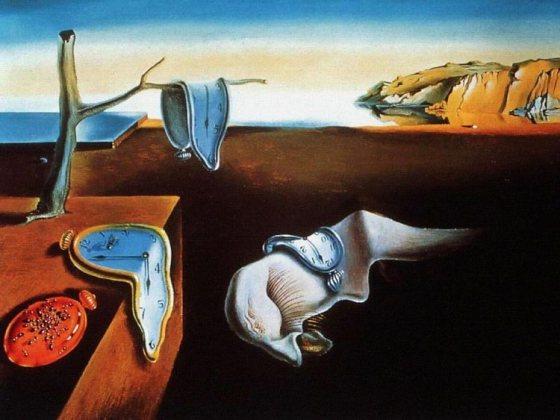Dali, Persistence Of Memory