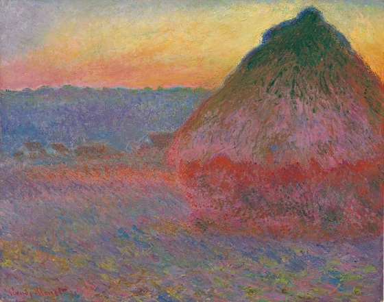 Claude Monet - Meule 1891